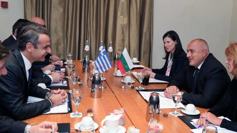 Борисов в Солун: Македония е разделена за ЕС