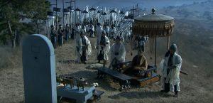 Съвременните погребални традиции в Китай