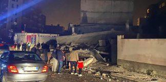 земетресение албания