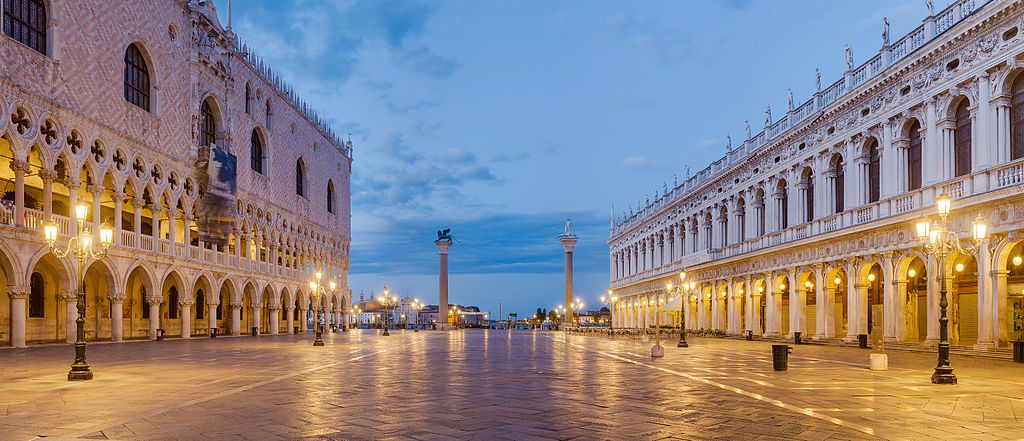 "Наводнението ""струва"" 1 милиард евро на Венеция"