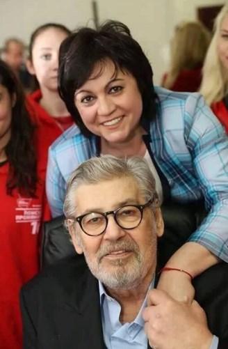 Татяна Лолова: Аз съм момиче на Стефан Данаилов
