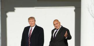 Борисов американския бизнес