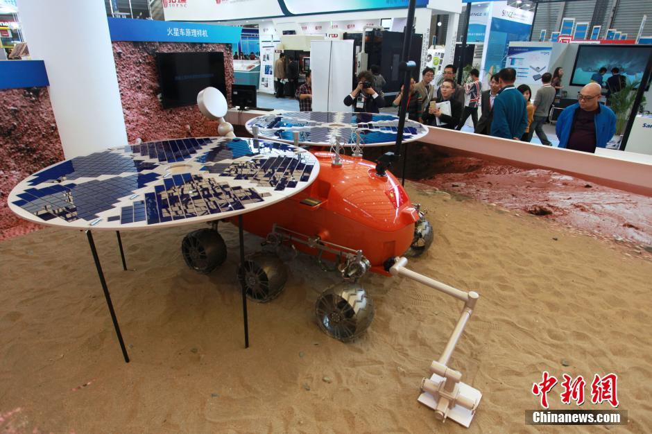 """Мисия до Марс, собствената GPS """"Beidou"""" и новите планове на Китай"""