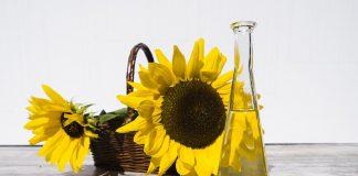 слънчогледовото олио