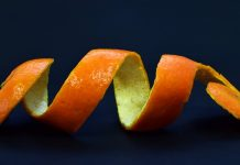 портокаловите кори