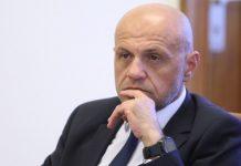 оставката на Петков