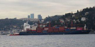кораб Босфора