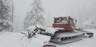 Сняг Витоша