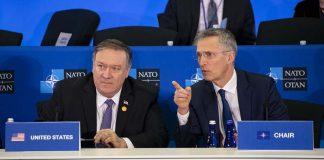 НАТО срещата на върха във великобритания