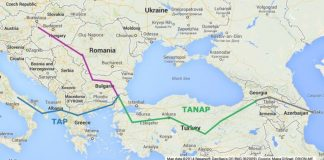 Санкциите срещу Северен поток 2 и Турски поток