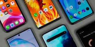най-бързите телефони 2019