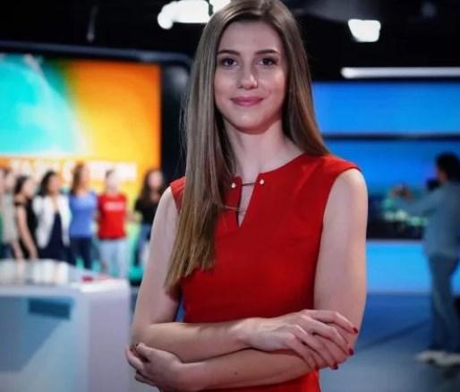Новините на БТВ с нова красива водеща (СНИМКА)