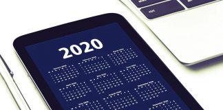 2020 почивни дни