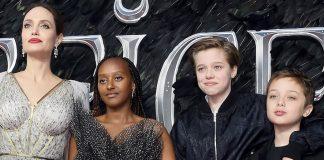 Джоли и Пит