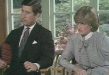 принц Чарлз и принцеса Даяна