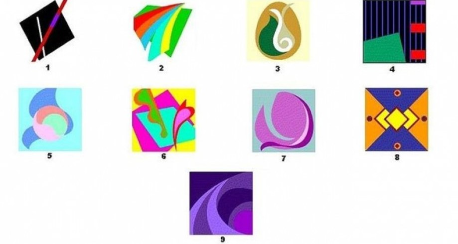 Лесен тест: Изберете картина и вижте каква личност сте (Снимка)