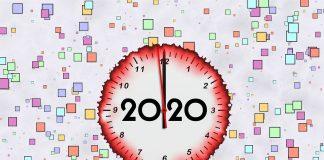 цветът на 2020