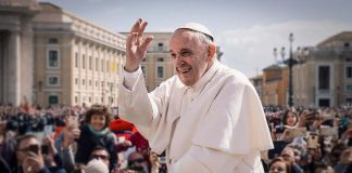 Папа Франциск пожелание меса