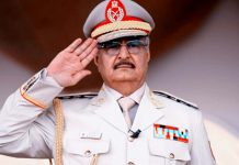 Халифа Хафтар либия