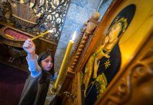 Свети Евстатий Чудотворец