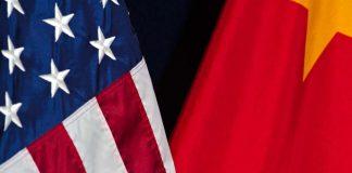 търговско споразумение между Китай и САЩ