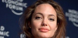Анджелина Джоли шоу