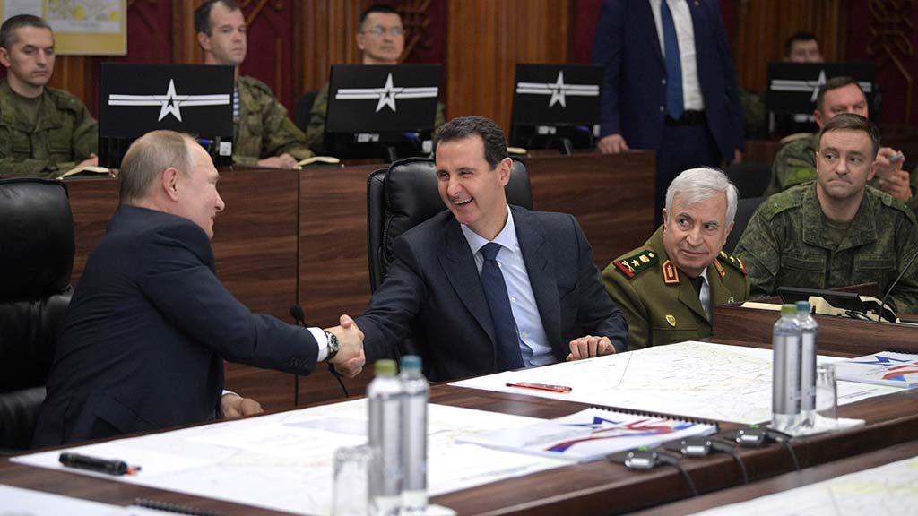 Путин не иска конфронтация между САЩ и Иран в Сирия
