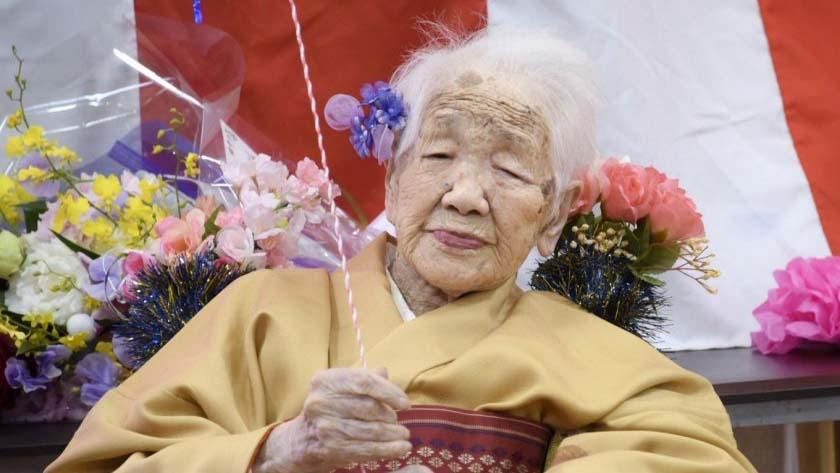 Най-възрастният човек в света празнува 117 години!