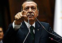 сигурност Турция Ердоган адмирали