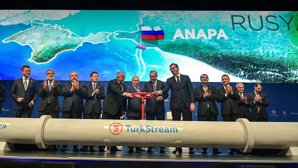"""""""Газпром"""": След критиките на Путин България се активизира за """"Турски поток"""""""