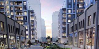 Нов жилищен квартал