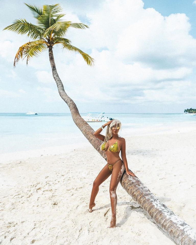 Андреа пак го направи в Доминикана