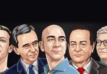 Най-богатите хора в света