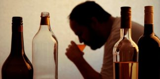 любов алкохол