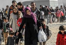 сирийските бежанци