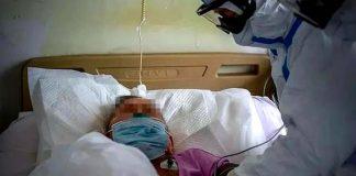 жена се е възстановила от коронавирус