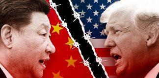 Китай САЩ коронавирус