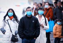 заразените с коронавирус в Китай