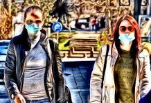 Задължителното носене на маски