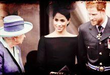 Хари и Меган се завръщат