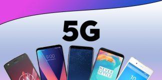 смартфони с 5G