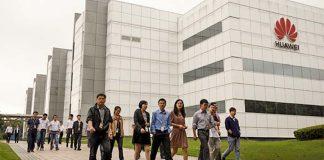 Huawei център за иновации в Лондон