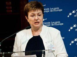 Кристалина Георгиева икономика мерките за подкрепа на икономиката