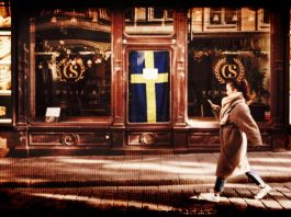 COVID-19 Швеция