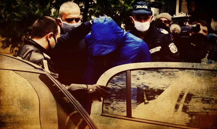 Кристиан Николов ареста