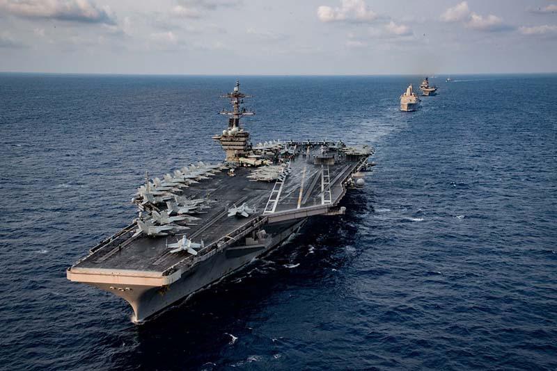 Задава ли се въоръжен конфликт между САЩ и Китай?