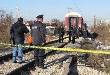 Мъж прегазен от влак