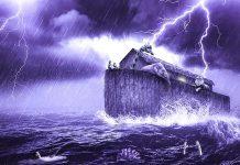 библейският Ноев ковчег