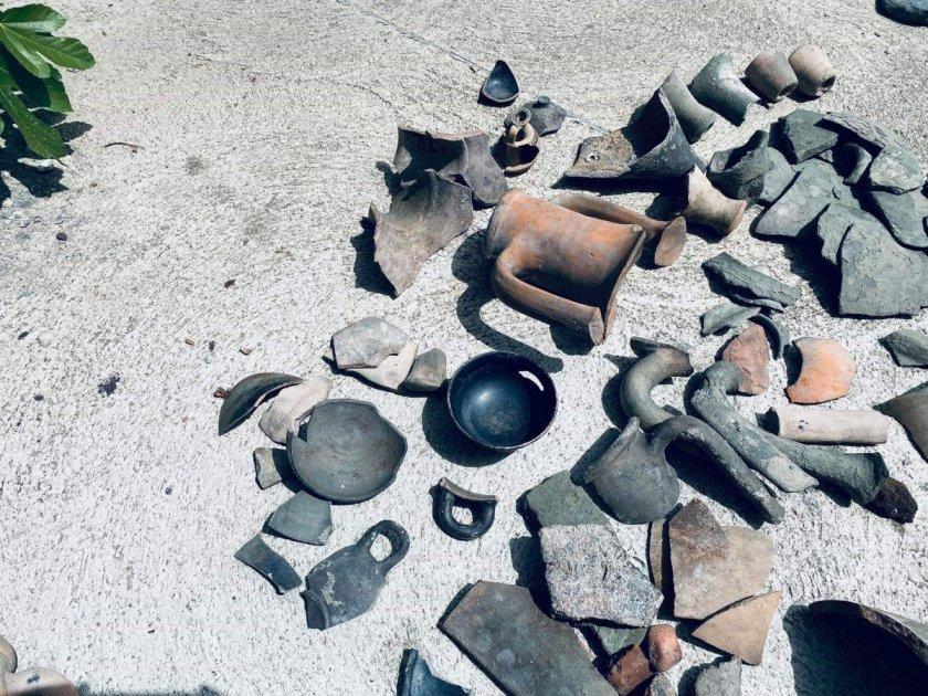 Археолози изровиха ценни антики край Созопол