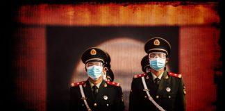 уйгури в Китай епидемията в Ухан Китай САЩ кибератака